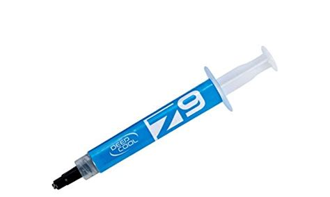 Deepcool Thermal Paste Z9 deepcool z9 high thermal conductivity thermalpaste