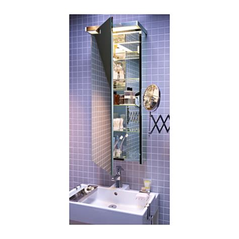 ikea mirror cabinet bathroom godmorgon mirror cabinet with 1 door 40x14x96 cm ikea