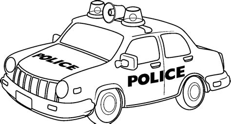 police car coloring pages police car coloring pages