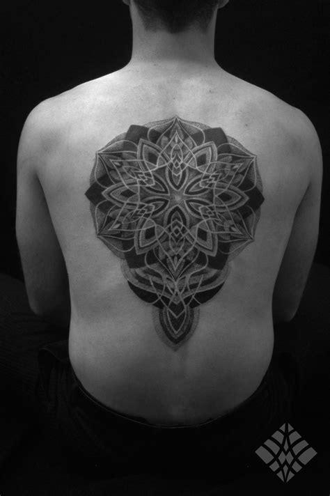 mandala tattoo artist mandala geometria sagrada my black work tattoos