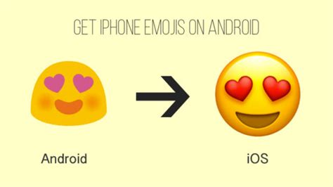 emoji ios 11 for android how to get iphone emojis on android without rooting