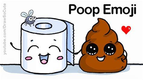 emoji toilet paper whatsapp how to draw poop emoji easy funny cartoon cute poop and