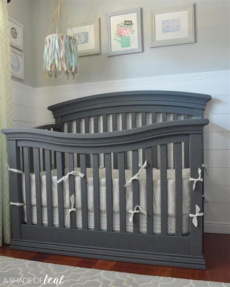 Baby Crib Paint 82 Paint For A Crib Diy Refurbished Baby Crib Sloan Chalk Paint Gray With And