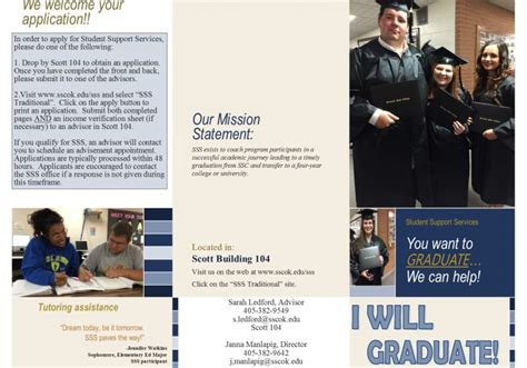 Uco Financial Aid Office by Seminole State College Student Support Services