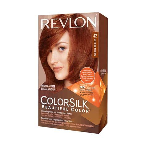 Revlon Warna Rambut jual revlon colorsilk hair color pewarna rambut medium