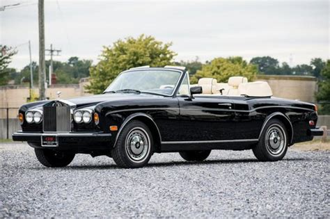 rolls royce corniche 3 rolls royce corniche iii for sale hemmings motor news