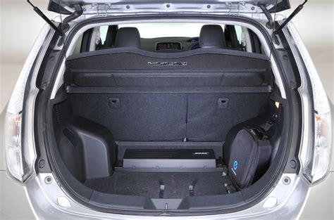 nissan leaf interior nissan leaf interior autocar