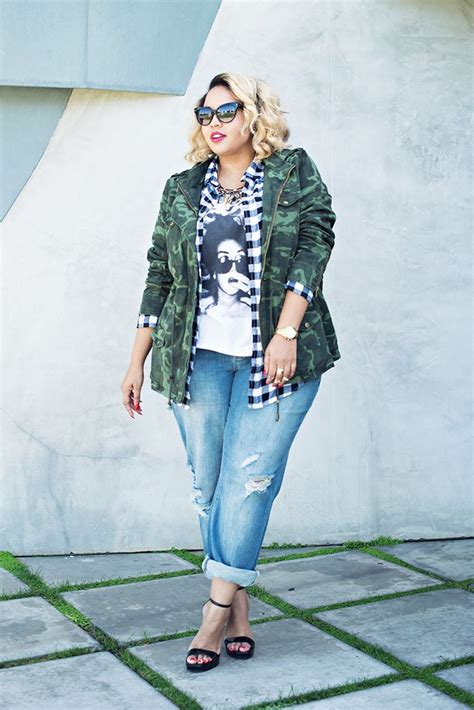 Style Ideas How To Wear The Layered Look And Not Look Larger Than Second City Style Fashion by Plus Size Layering Tips Glam Radar