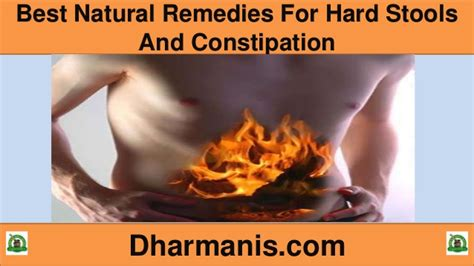 best remedies for stools and constipation