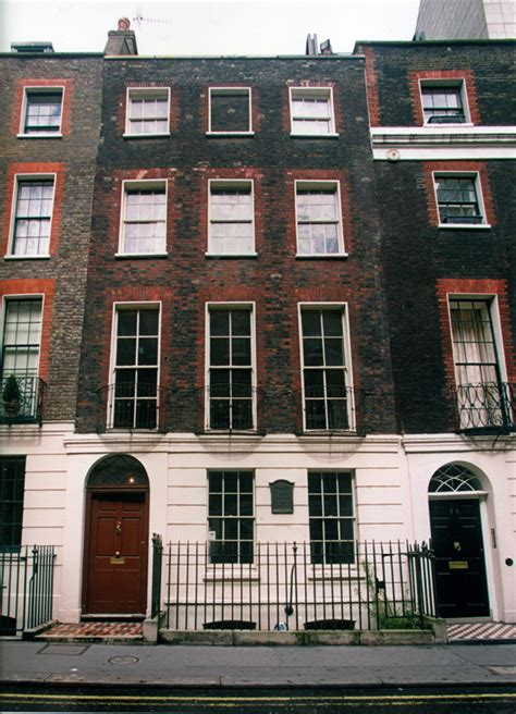 benjamin franklin house london benjamin franklin house museums in charing cross london