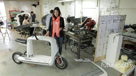 Lit Kubu 2013 by Future360 Tv Lit Motors Kubo Cargo Scooter