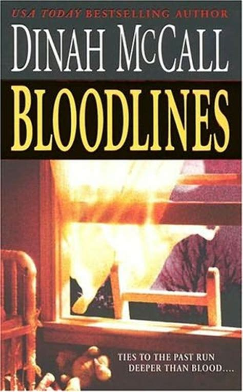 bloodlines books bloodlines by dinah mccall