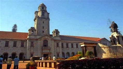 Iisc Bangalore Mba Admission 2017 by President Pranab Mukherjee Congratulates Iisc For Figuring
