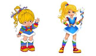 blog 13 updating 80s cartoons rainbow brite
