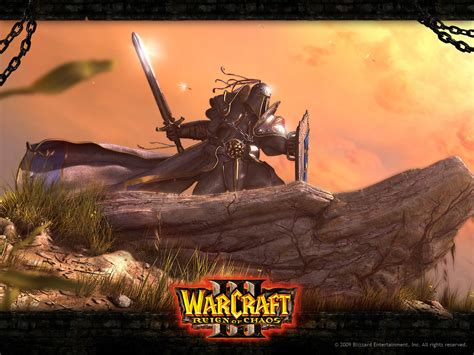 blizzard entertainmentwarcraft iii