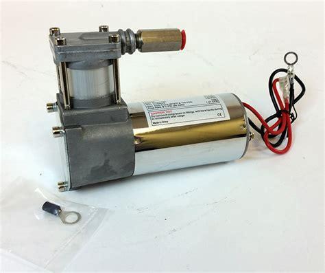 viair 97c 24 volt air compressor kit with external check valve new ebay