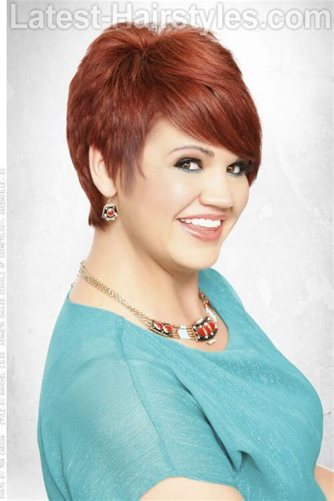 plus size pixie cut perfect short pixie haircut hairstyle for plus size 16