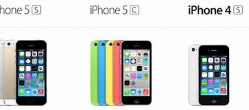 Image result for How much does the iPhone 5C cost?. Size: 361 x 160. Source: www.macrumors.com