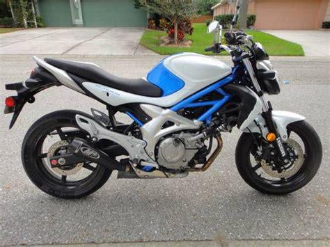 Suzuki Gladius 650cc Buy 2009 Suzuki 650cc Gladius On 2040motos
