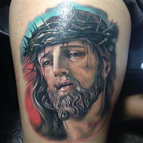 jesus christ tattoo designs
