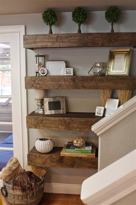 Shelf Decorations Living Room | shelving ideas for living room and wall shelves images