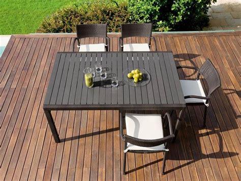 tavolo e sedie giardino tavoli e sedie da giardino come orientarsi tra i