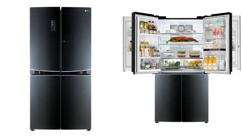 LG's Intuitive Door in Door Refrigerator: Slick Design and