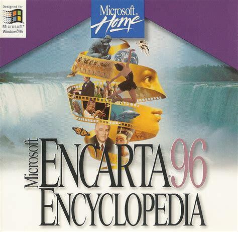 Microsoft Encarta ms home microsoft encarta 96 tokens
