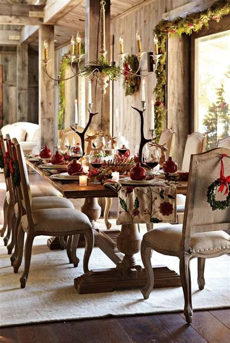 provancial christmas decoration beautiful country decorating ideas festival around the world