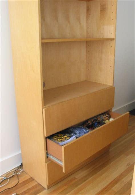 Shelf Unit With Drawers by Shelf Unit With Drawers Sturdy Modern