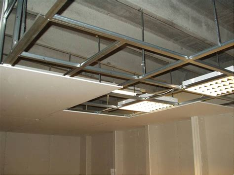Ceiling Suspended Suspended Ceiling Grid Systems Car Interior Design