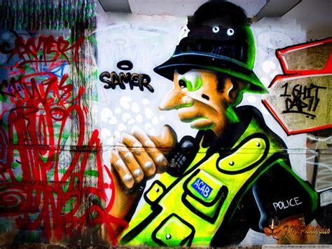 graffiti wallpaper 1024 download police graffiti 4k hd desktop wallpaper for 4k ultra hd tv