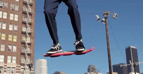 funny  die    tony hawk hoverboard hoax