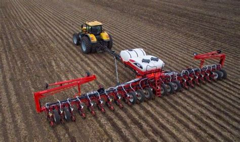 Agco Planters by Agco Introduces High Speed White Planters Tractor News