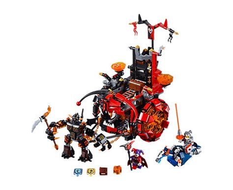 Lego Nexo Knights Lances Mobile Sy729b jestro s evil mobile 70316 nexo knights lego shop