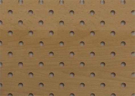 Lochbrett Holz by Lochmuster Rondo Diagonal
