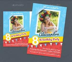 14 post card birthday invitations free psd vector eps ai format free premium