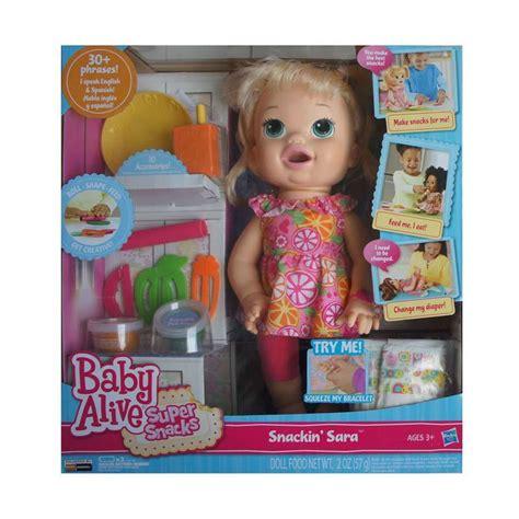 Baby Alive Snackin Boneka Baby Alive Snackin Baby Alive jual baby alive 0851 ba my snacking mainan anak