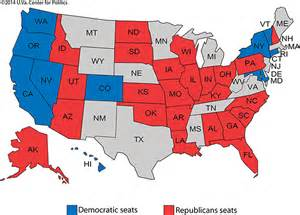 current us election map larry j sabato s 187 senate 2016 the