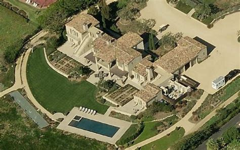 see gaga s new malibu mansion inside and out