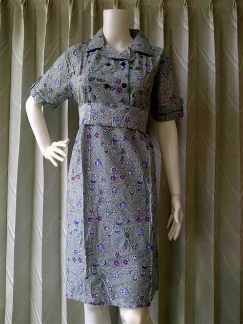 Calista Batik Dress dress batik cantik batik dress modern kode dress batik