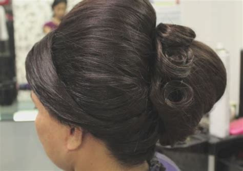 Indian Wedding Hairstyles For Hair Step By Step by Indian Bridal Hairstyle For Hair Step By Step Tutorial