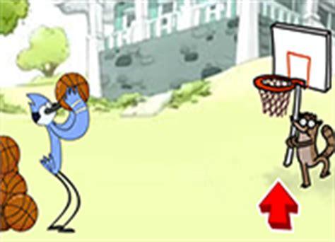 imagenes que se mueven un show mas rigby y mordecai basket juegos un show mas regular show
