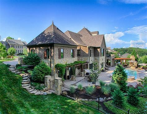 Gorgeous Barnsley Road Home Tennessee Luxury Homes Luxury Homes Tn