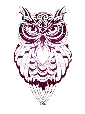 owl vector stock vectors royalty free owl vector