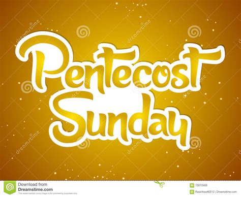 pentecost clipart pentecost sunday abstract stock illustration image 70070489
