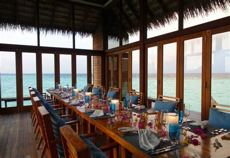 conrad maldives restaurant menus and review conrad maldives restaurant menus and review