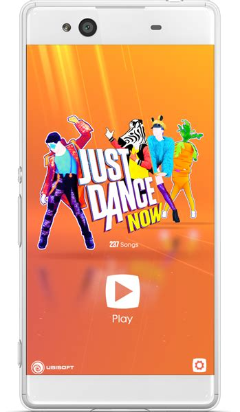play  dance    device