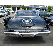 A 1961 Imperial Crown Coupe