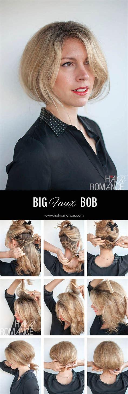 bob hairstyles tutorial wedding hairstyle tutorial by hair romance modwedding